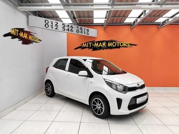 2017 Kia Picanto 1.0 Street Gauteng Pretoria_0