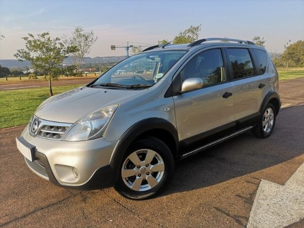 2014 Nissan Livina 1.6 Acenta X-gear  Gauteng Pretoria_0
