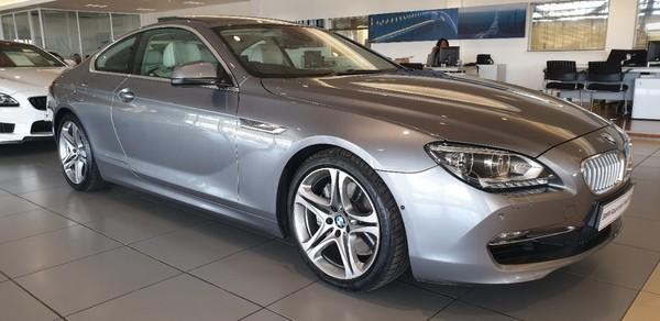 2012 BMW 6 Series 650i Coupe At f13  Gauteng Kempton Park_0