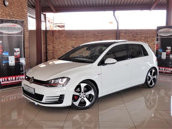 2015 Volkswagen Golf VII GTi 2.0 TSI DSG Gauteng Boksburg_0
