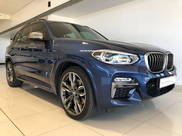 2017 BMW X3 xDRIVE M40i G01 Western Cape Somerset West_0