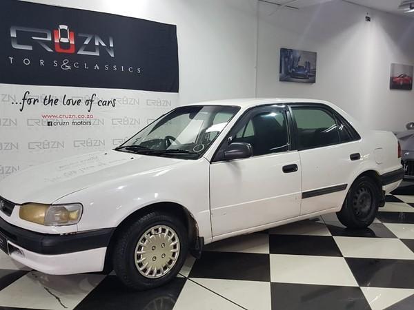1999 Toyota Corolla 130 Gle  Kwazulu Natal Durban North_0