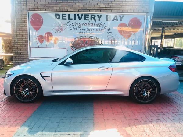 2017 BMW M4 Coupe M-DCT Competition North West Province Rustenburg_0