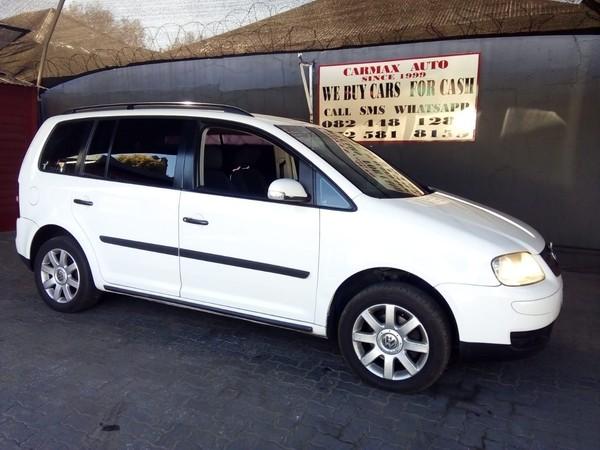 2006 Volkswagen Touran 1.9 Tdi Trendline  Gauteng Johannesburg_0