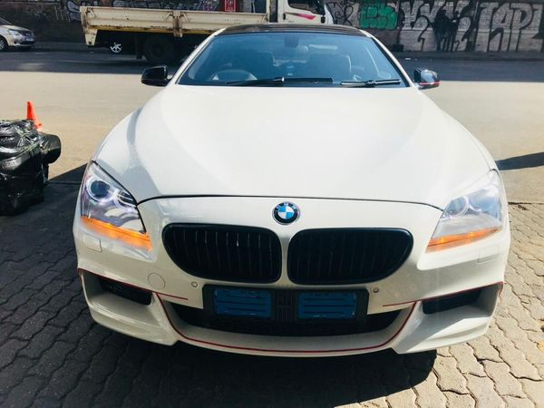 2014 BMW 6 Series 640d Coupe f13  Gauteng Johannesburg_0