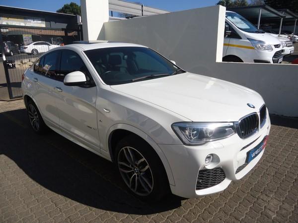 2015 BMW X4 xDRIVE20d M Sport Gauteng Johannesburg_0