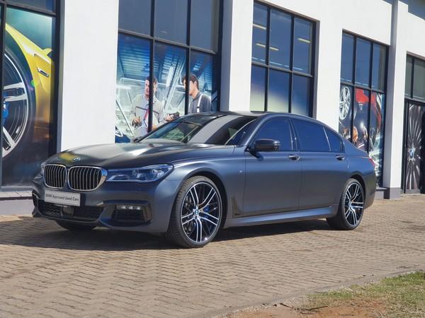 2018 BMW 7 Series 750Li Individual G12 Kwazulu Natal Richards Bay_0