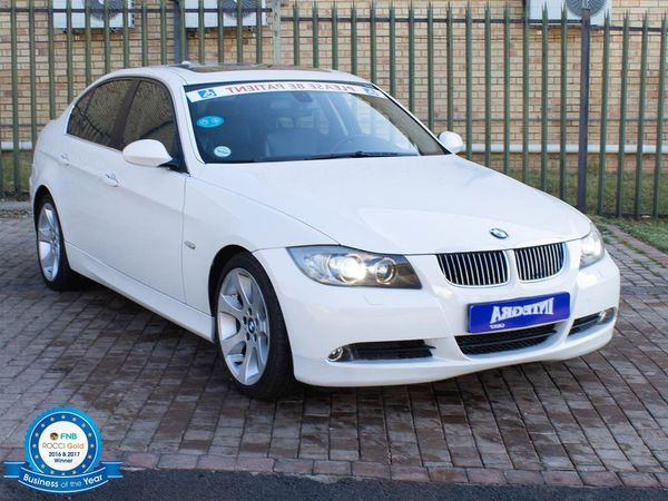 2007 BMW 3 Series 323i At e90  Gauteng Roodepoort_0