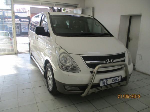 2014 Hyundai H1 2.5 Crdi Fc Pv  Gauteng Johannesburg_0