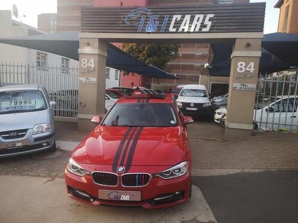 2012 BMW 3 Series 320d M Sport Line At f30  Kwazulu Natal Durban_0
