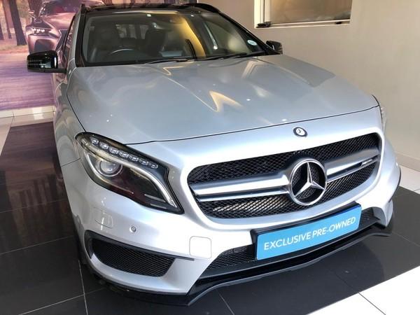 2015 Mercedes-Benz GLA-Class 45 AMG Gauteng Midrand_0