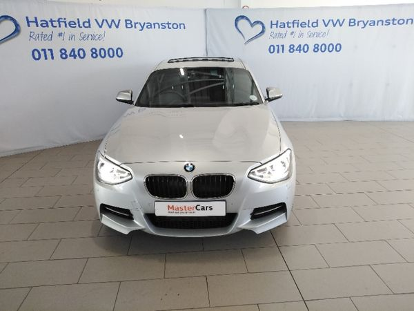 2015 BMW 1 Series M135i 5dr Atf20  Gauteng Sandton_0
