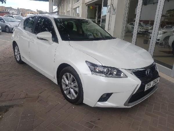 2017 Lexus CT S 5-Door Western Cape Cape Town_0