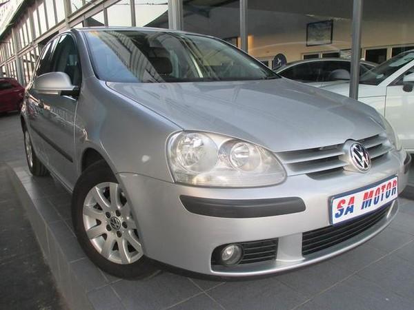 2006 Volkswagen Golf 1.6 Comfortline  Gauteng Randburg_0
