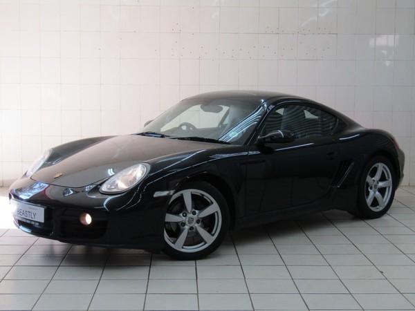 2007 Porsche Cayman  Gauteng Pretoria_0