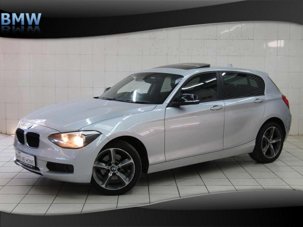 2014 BMW 1 Series 118i 5dr At f20  Gauteng Pretoria_0