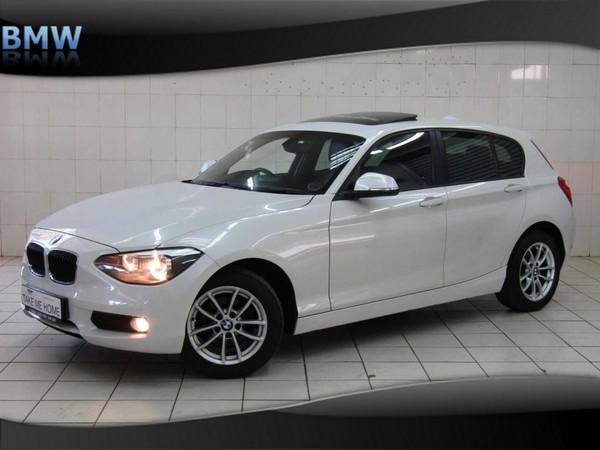 2014 BMW 1 Series 116i 5dr At f20  Gauteng Pretoria_0