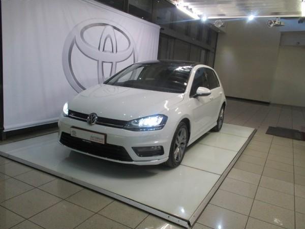 2017 Volkswagen Golf VII 1.4 TSI Comfortline DSG Gauteng Johannesburg_0