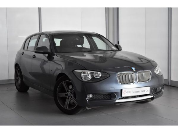 2012 BMW 1 Series 118i Urban Line 5dr At f20  Western Cape Cape Town_0