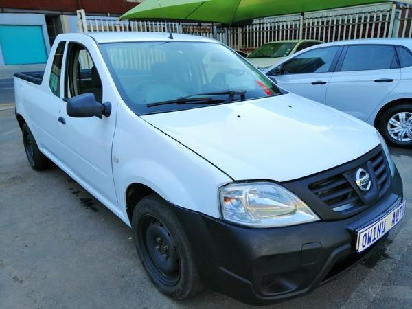 2012 Nissan NP200 1.6  Ac Safety Pack Pu Sc  Gauteng Johannesburg_0