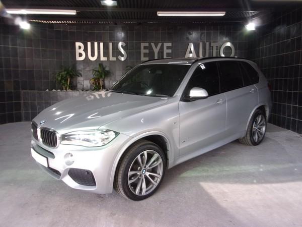2016 BMW X5 xDRIVE30d M-Sport Auto Gauteng Silverton_0