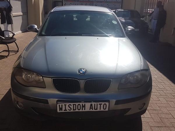 2007 BMW 1 Series 118i e87  Gauteng Johannesburg_0