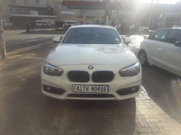 2017 BMW 1 Series 118i 5dr f20 automatic  Gauteng Johannesburg_0