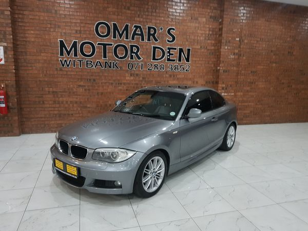 2009 BMW 1 Series 125i Coupe Sport At  Mpumalanga Witbank_0
