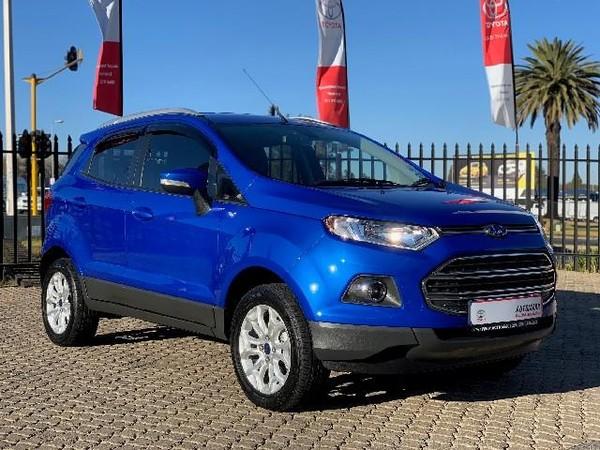 2017 Ford EcoSport 1.5TDCi Titanium Gauteng Roodepoort_0