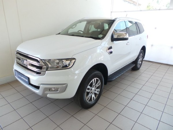 2018 Ford Everest 3.2 TDCi XLT Auto Gauteng Pretoria_0