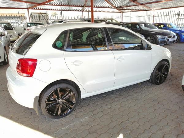2013 Volkswagen Polo 1.6 Comfortline  Gauteng Jeppestown_0