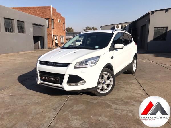 2014 Ford Kuga 1.6 Ecoboost Titanium AWD Auto Gauteng Vanderbijlpark_0