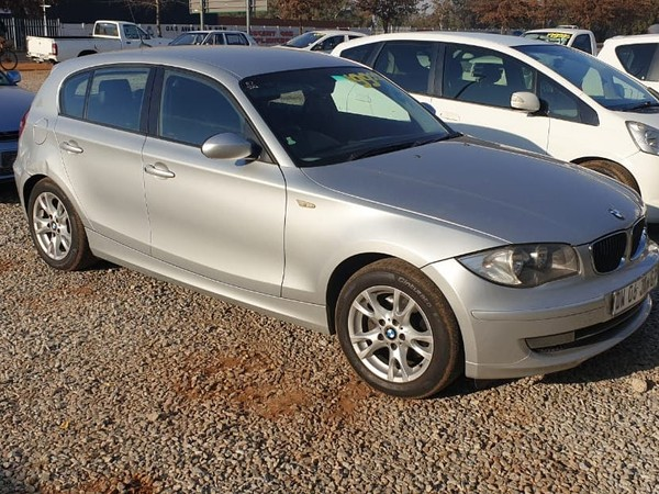 2006 BMW 1 Series 120d At e87  Gauteng Lenasia_0