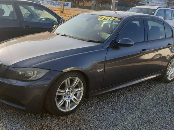 2008 BMW 3 Series 320d At e90  Gauteng Lenasia_0