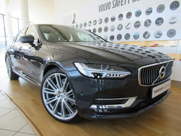 2017 Volvo S90 D5 Inscription GEARTRONIC AWD Gauteng Johannesburg_0