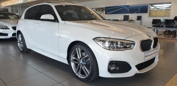 2018 BMW 1 Series 120d M Sport 5-Door Auto Gauteng Kempton Park_0