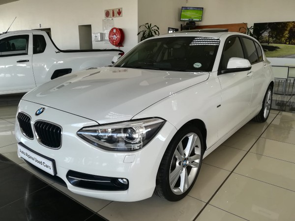 2014 BMW 1 Series 118i 5dr At f20  Gauteng Boksburg_0