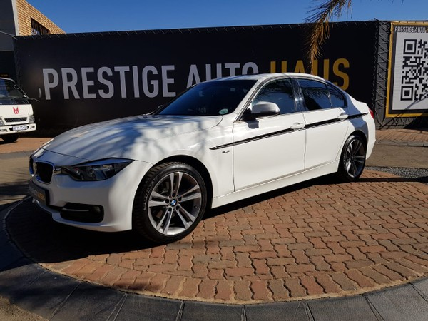 2012 BMW 3 Series 320d Sport Line At f30  Gauteng_0
