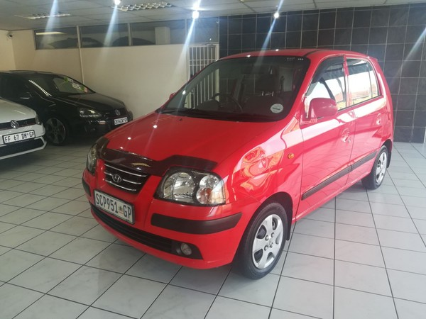 2005 Hyundai Atos 1.1 GLS   Rent to own available Gauteng Edenvale_0
