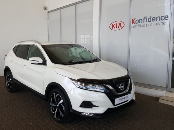 2018 Nissan Qashqai 1.2T Acenta Plus CVT Gauteng Kempton Park_0