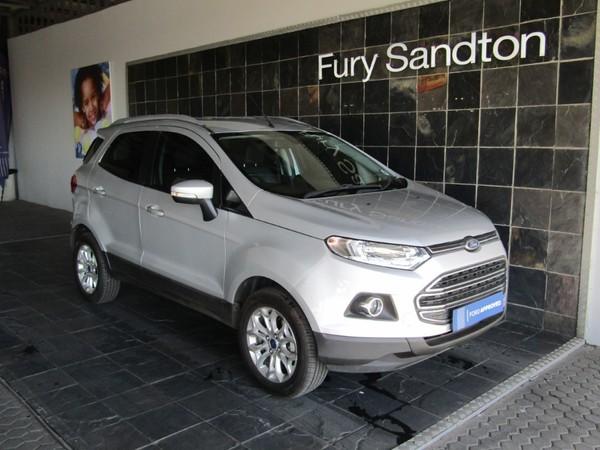 2014 Ford EcoSport 1.0 Titanium Gauteng Sandton_0