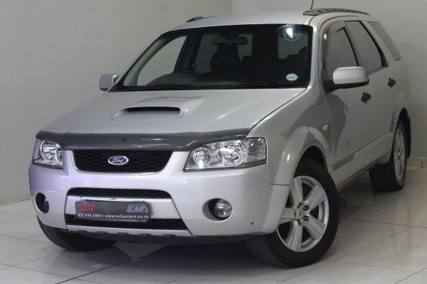 2008 Ford Territory 4.0i St Awd At Gauteng Nigel_0