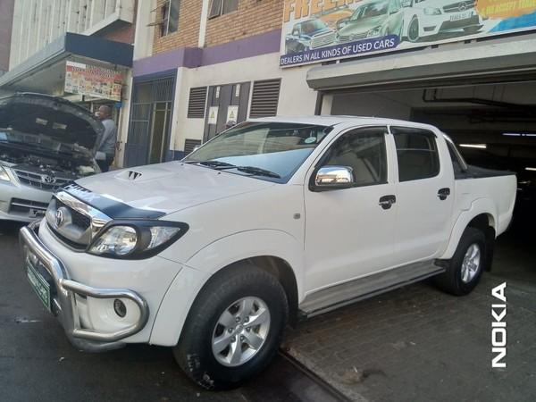 2011 Toyota Hilux 3.0d-4d Raider Xtra Cab 4x4 Pu Sc  Gauteng Johannesburg_0
