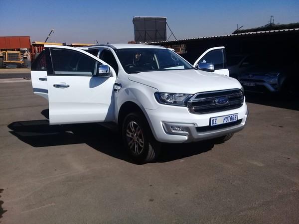 2018 Ford Everest 3.2 TDCi XLT Auto Gauteng Sandton_0