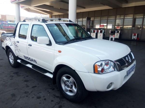 2010 Nissan NP300 Hardbody Bakkie Double cab Gauteng Johannesburg_0