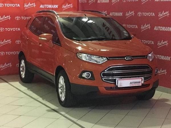 2015 Ford EcoSport 1.5TD Titanium Gauteng Sandton_0