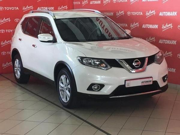 2017 Nissan X-Trail 2.5 Acenta PLUS 4X4 CVT 7S Gauteng Sandton_0
