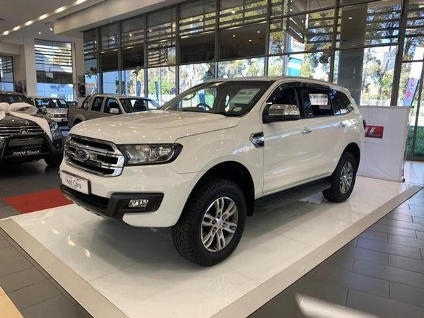 2016 Ford Everest 3.2 XLT 4X4 Auto Gauteng Pretoria_0