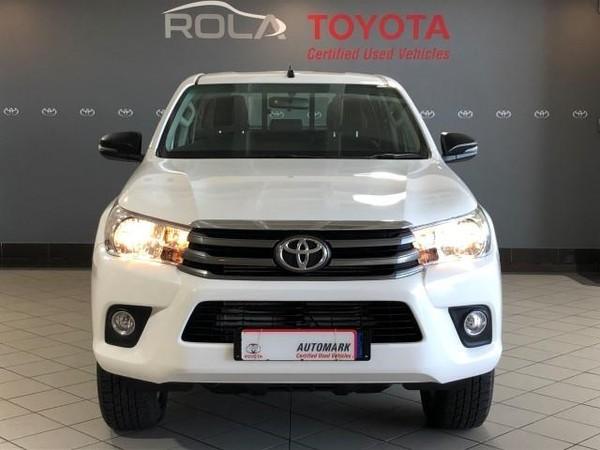 2018 Toyota Hilux 2.4 GD-6 SRX 4X4 Double Cab Bakkie Auto Western Cape Somerset West_0