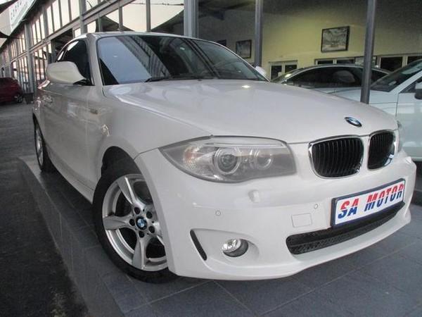 2011 BMW 1 Series 125i Coupe Exclusive At  Gauteng Randburg_0